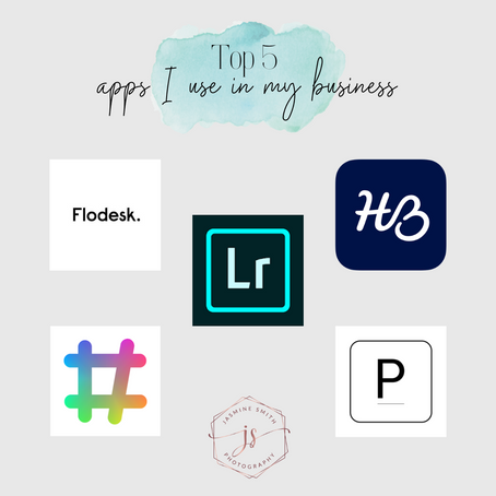 5 App's My Business Can't Live Without
