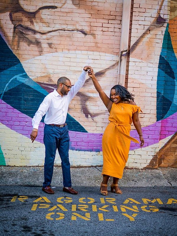 Is it even an engagement session if your