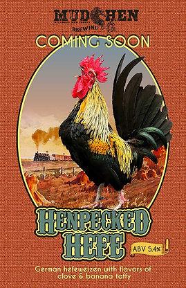 Henpecked Hefe