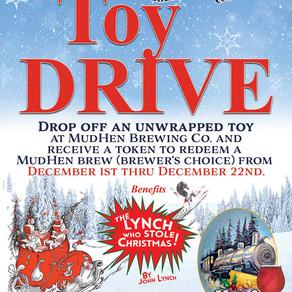 Lynch Toy Drive