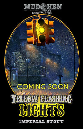 Yellow Flashing Lights with Vanilla