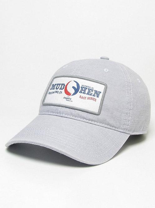Race Hat Silver