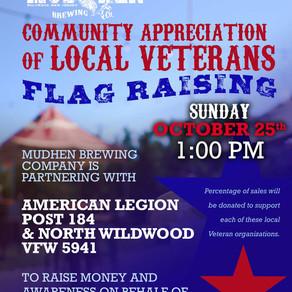 Local Veterans Community Appreciation