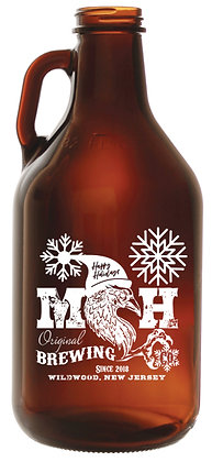 32 Ounce Growler+ 1 Fill Ticket