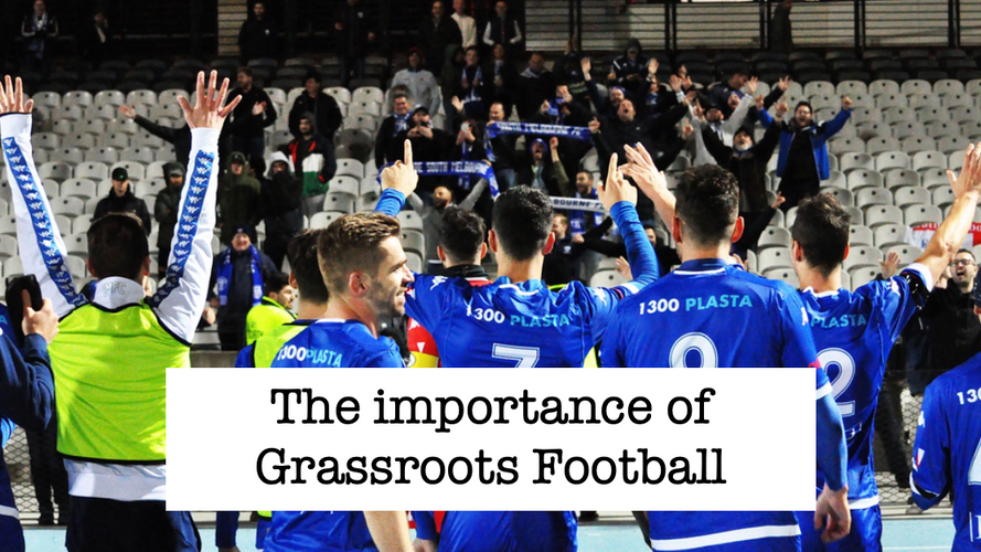 The Importance of Grassroots Football