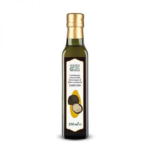Aromatiseret Olie med Sort Trøffel