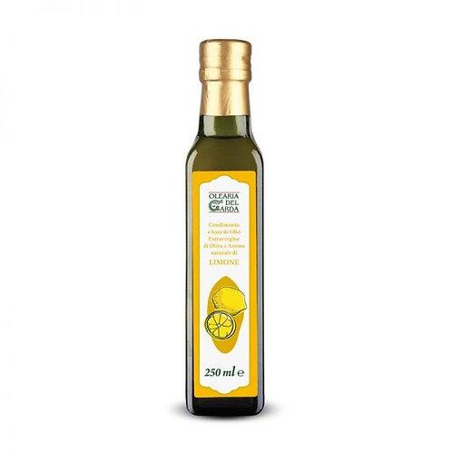 Aromatiseret Olie med citron