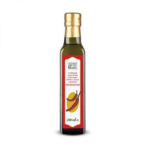 Aromatiseret Olie med chilli