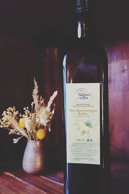 Extra jomfru Oliven Olie fra Avellino 1lt