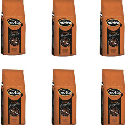 6 x 1 kg Kaffe Bønner Motta