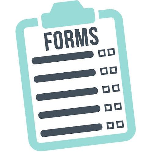 Sued form (Forma de arbitraje)