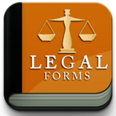 Legal forms and consents with logo