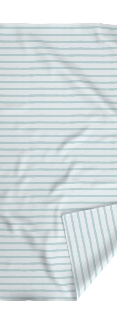 Dreamy Stripes { light } Blanket