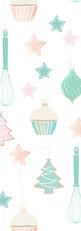 Cupcake Christmas {pastels}