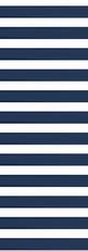 Striped Balance {Navy}