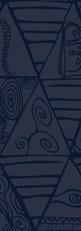 Navy Klimt Triangles