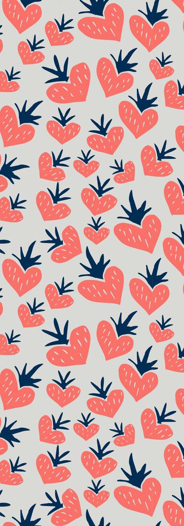strawberry fields forever { greige }