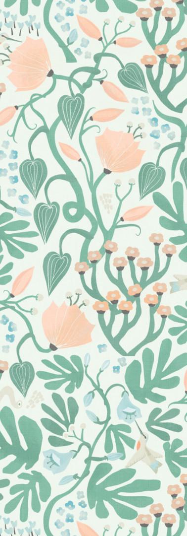 Lyanna {Pastel Hummingbird Garden}