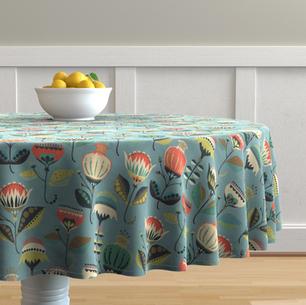 Pysanky Tablecloth