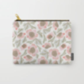 bohemian-farmhouse-florals-carry-all-pou