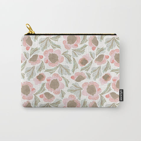 bohemian-farmhouse-florals-carry-all-pou