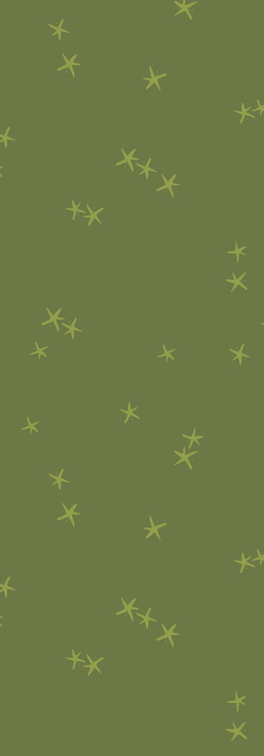 Pumpkin Stars Green