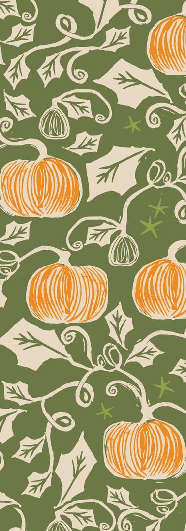 Pumpkin Spice {Greens}