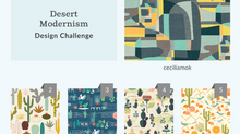 Desert Modernism Challenge top 5