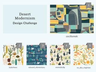 Desert Modernism Challenge top 5