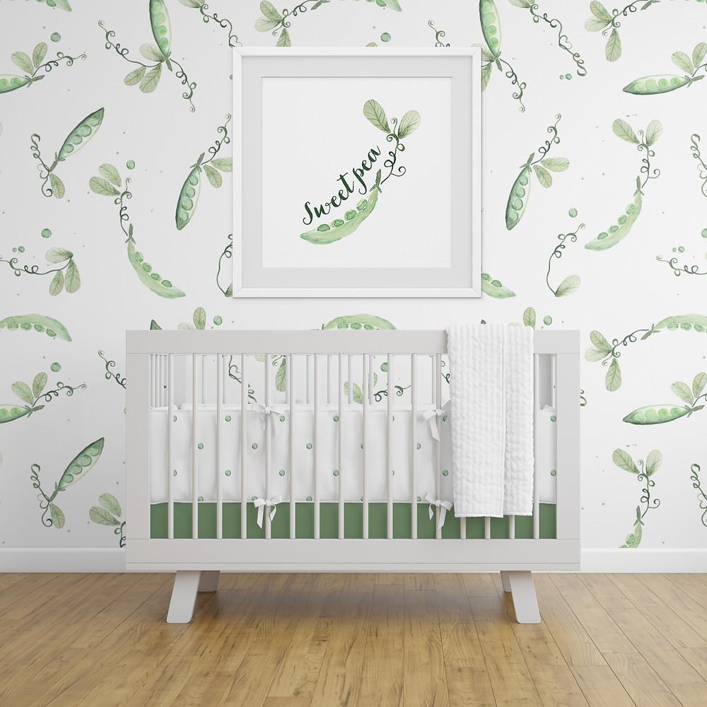 Sweet Peas Nursery Image