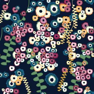 Klimts Fleurs