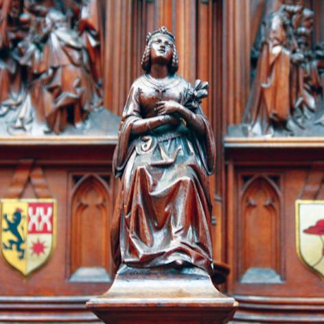 Neogotiek in de OLV-kathedraal