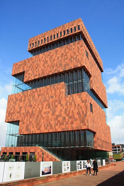 Visionairen en fantasten in Antwerpen