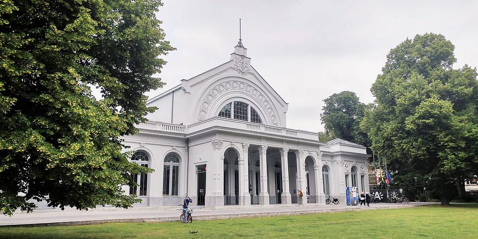 14:00 Van Provincietuin naar Harmoniepark