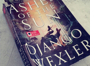 Ashes of the Sun (Burningblade and Silvereye #1) by Django Wexler