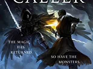 Ravencaller (The Keepers, #2) by David Dalglish
