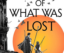 The Shadow of What Was Lost by James Islignton