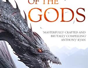 The Shadow of the Gods (The Bloodsworn Saga #1) by John Gwynne