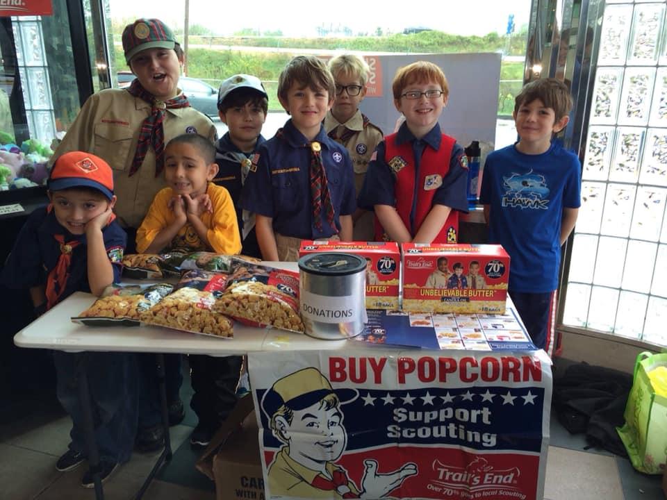 BSA Cub Scout Pack 54 of Fishkill