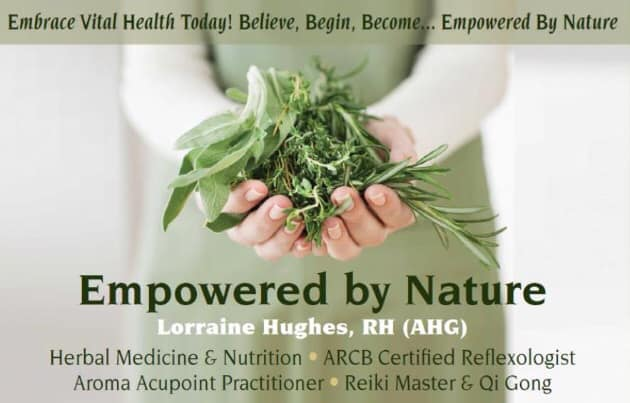 Empowered by Nature