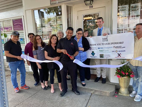 OXM Realty Group Ribbon Cutting Ceremony