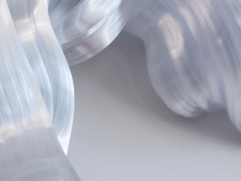 MARIA BANG ESPERSEN; CIRCLE; GLASS