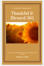 Thankful & Blessed 365 Mini Journal