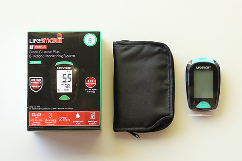 LifeSmart Blood Sugar/Ketone Metre