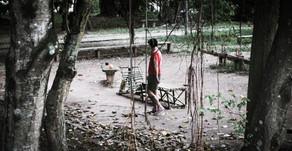 Como foi: Oficina de Construção de Mobiliário Urbano com Bambu