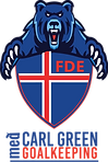FDE with Carl Green Goalkeeping