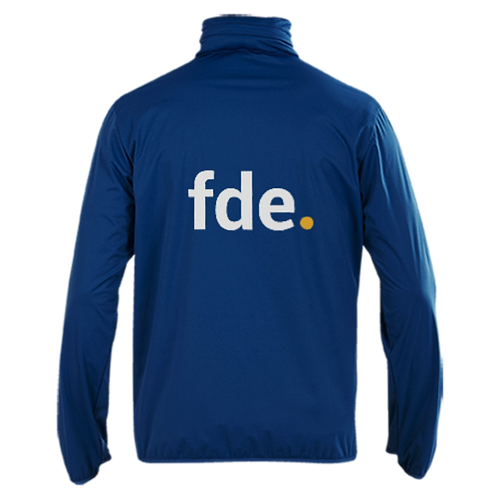 FDE 1/4 Zip Rain