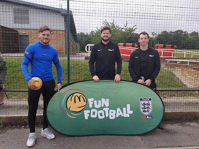 FDE & McDonald's Fun Football
