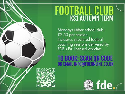 KS1 Football Club (Copdock)