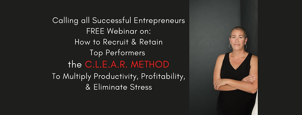 How to Recruit & Retain Top Performers C